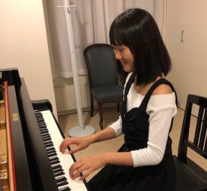 札幌市北区麻生と東区栄町の工藤麻子ピアノ教室の初心者ピアノ教室