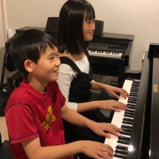 札幌市北区麻生と東区栄町の工藤麻子ピアノ教室の楽しいピアノ個人レッスン